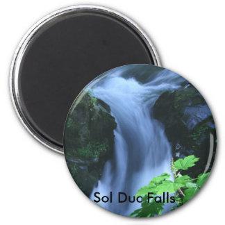 Magnet:  Sol Duc Falls Magnet