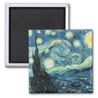 Magnet - Starry Night