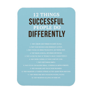 Magnet - Success & Inspirational Quote
