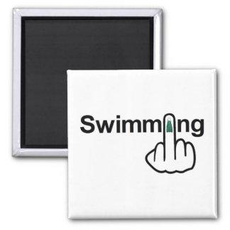 Magnet Swimming Flip