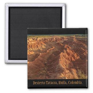 Magnet, Tatacoa Desert, Huila, Colombia Magnet