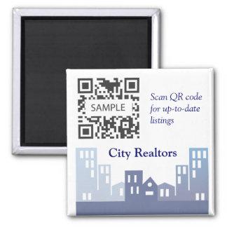 Magnet Template City Realtors