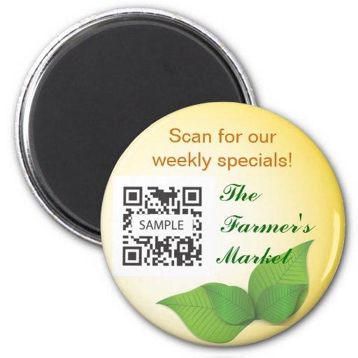 Magnet Template Farmers Market
