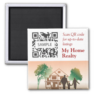 Magnet Template My Home Realty