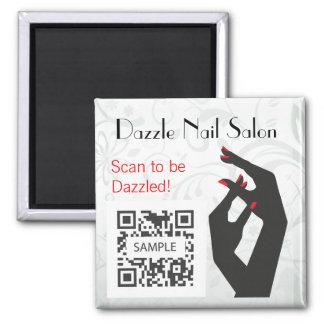 Magnet Template Nail Salon