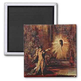 """Magnet: """"The Apparition [Ghost]"""" 2 Inch Square Magnet"""