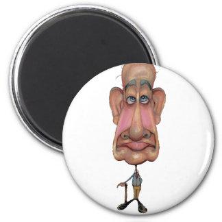 Magnet The Older I Get (Bobblehead #87)