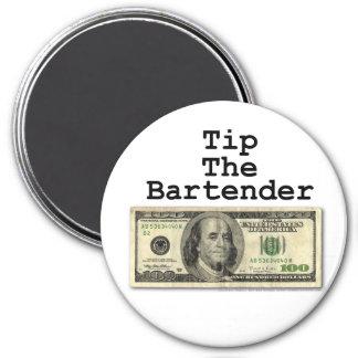 Magnet - TIP THE BARTENDER!