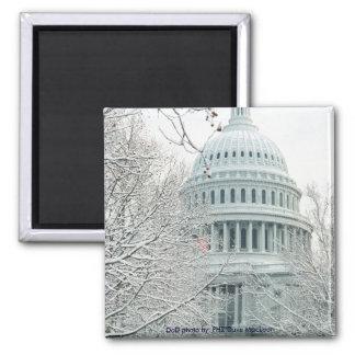 Magnet / United States Capitol