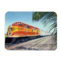 Magnet - US Trains - Florida E Coast Streamliner