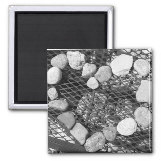 Magnet-Valentine's Day Real Life 2 Inch Square Magnet