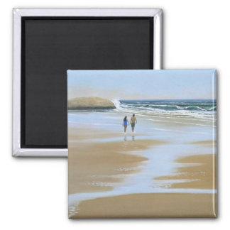 Magnet ~ Walking The Beach