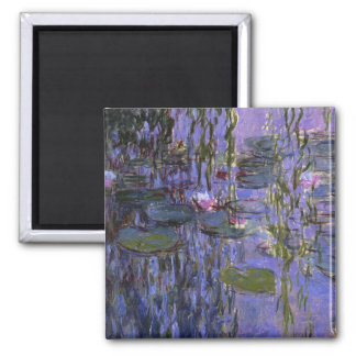 Magnet - Water Lillies