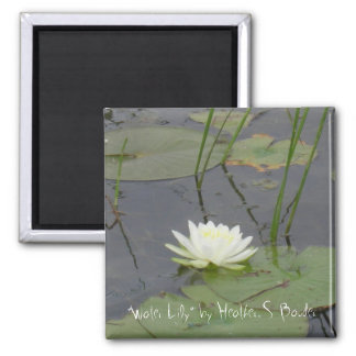 Magnet - Water Lily