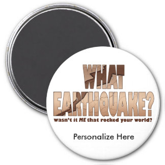 Magnet - What Earthquake?