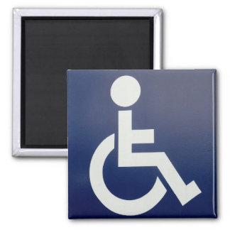 Magnet wheelchair