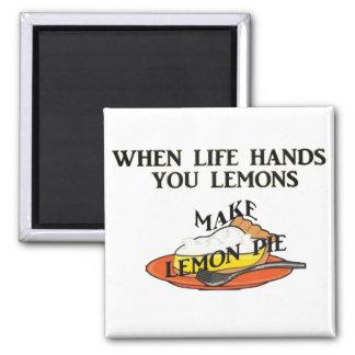 Magnet - When Life Hands You Lemons