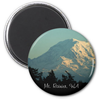 Magnet: Winter Mt. Rainier Magnet