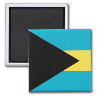 Magnet with Flag of Bahamas