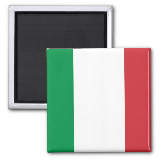 Magnet with Flag of Italy
