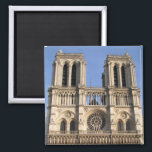 """Magnet with Notre Dame de Paris<br><div class=""""desc"""">Magnet with Notre Dame de Paris cathedral.</div>"""