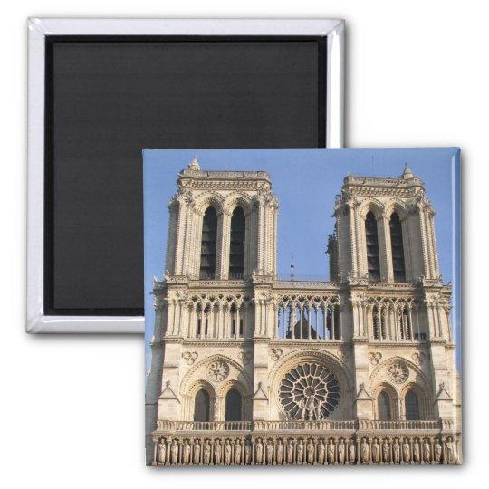 Magnet with Notre Dame de Paris