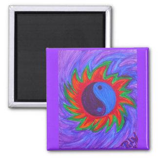 magnet - yin & yang vibration