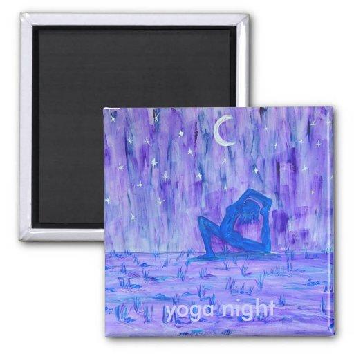 Magnet - Yoga Night