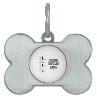 Magnetic Anomalies Inside (Geomagnetic Polarity) Pet Tag