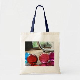 Magnetic Balls Tote Bag