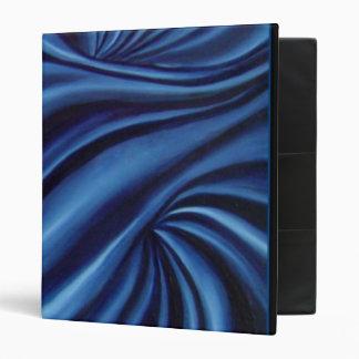 Magnetic Blue Binder
