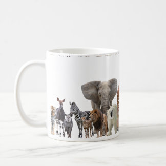 Magnetic cup of animal, No.02