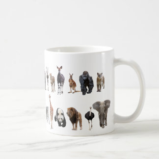 Magnetic cup of animal, No.03