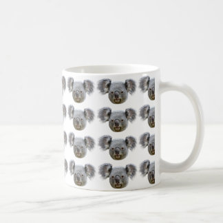 Magnetic cup of face of koala, No.02 Coffee Mugs