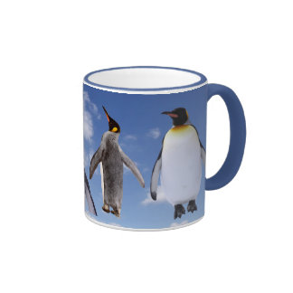 Magnetic cup of ousamapengin, No.03 Ringer Coffee Mug