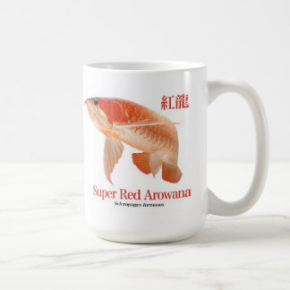 Magnetic cup of suparetsudo arowana and mareshian