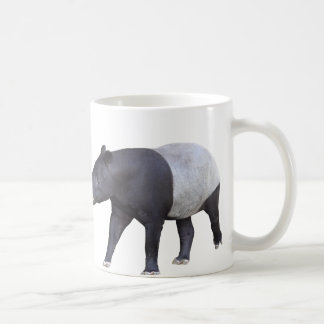 Magnetic cup of the Malayan tapir
