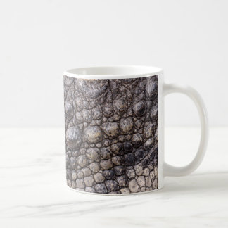 Magnetic cup of the Siamese alligator