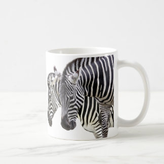Magnetic cup of zebra