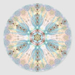 Magnetic Energy Mandala Stickers