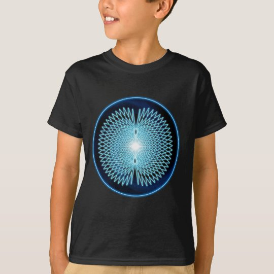 Magnetic Field Crop Circle T-Shirt