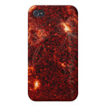 Magnetic field lines on the Sun 3 Covers For iPhone 4