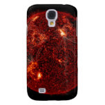 Magnetic field lines on the Sun 3 Galaxy S4 Cover