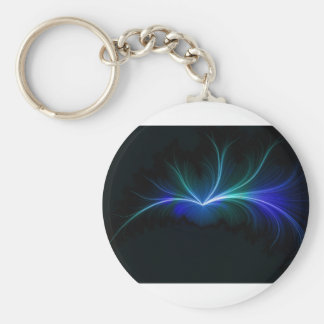 magnetic field .. or something.. lol basic round button keychain