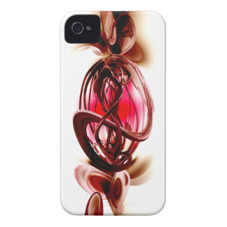 Magnetic Forces Abstract Blackberry Bold Case