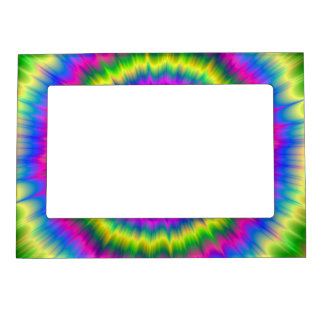 Magnetic Frame  Neon Explosion