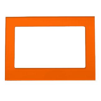 Magnetic frame Orange