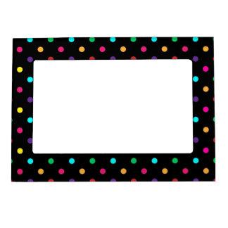 Magnetic Frame Polka Dot