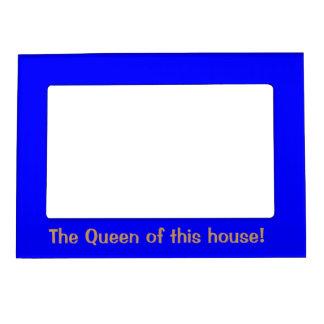Magnetic Frame Royal Blue