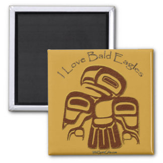 MAGNETIC MAGIC Collection 2 Inch Square Magnet